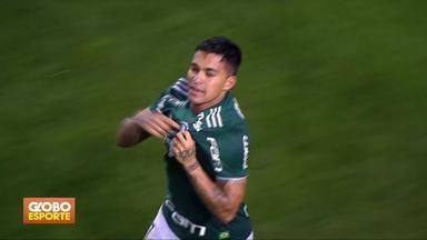 Veja os gols de quinta-feira pela Copa do Brasil e Sul-americana - Palmeiras é o último semifinalista da Copa do Brasil. Botafogo e Fluminense avançam, e São Paulo é eliminado na Sul-americana.