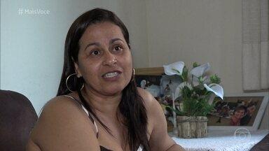 Começa o 'Dando Um Retoque'. Conheça Maria Aparecida! - undefined
