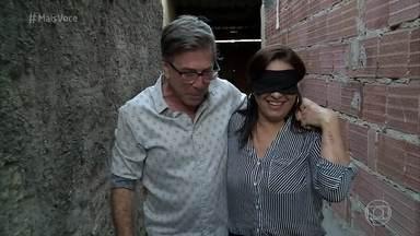 Termina o 'Dando Um Retoque' do quintal de Maria Aparecida - undefined