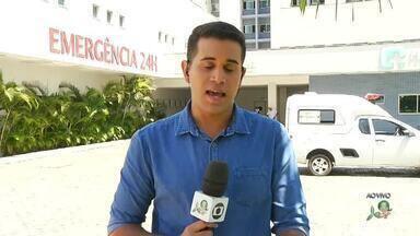 Duas pessoas estão em estado grave após acidente com pau-de-arara em Campos Sales - Veja com repórter Isac Macêdo.