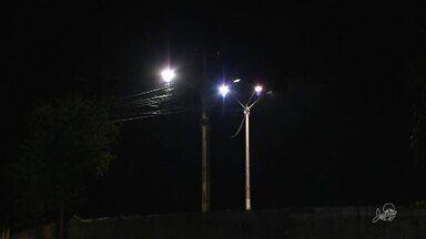 População do Bairro Mirandão do Crato pedem iluminação pública no local - O problema existe há vários meses.