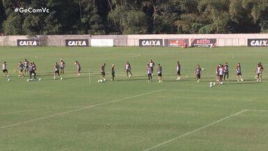 Vitória enfrenta o Palmeiras no Brasileirão - Jogo acontece no domingo (19).