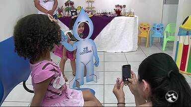 Dia D de Vacinação são realizados em Caruaru e Serra Talhada - Campanha é contra o sarampo e poliomielite.
