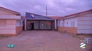 Problemas no hospital municipal infantil de Rondonópolis - Problemas no hospital municipal infantil de Rondonópolis