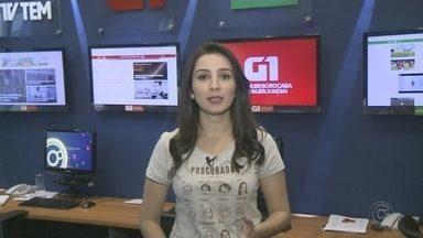 Confira os destaques do G1 desta segunda-feira com a repórter Mayara Corrêa - Confira os destaques do G1, exibidos no Tem Notícias 1ª edição, desta segunda-feira (20) com a repórter Mayara Corrêa.