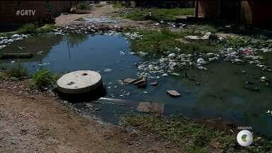 Falta de saneamento básico em bairros de Petrolina é problema ainda sem solução - A população sofre com falta de respostas da prefeitura e da Compesa.