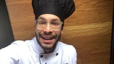 'Na despensa': Dia 1 por Rainer Cadete - Participante comenta o 'Super Chef Celebridades 2018'