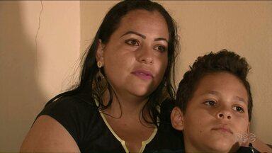 Mãe relembra a história de ter filho sequestrado - Confira outras notícias do quarto bloco do Meio Dia Paraná.
