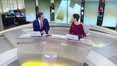 Jornal Hoje - íntegra 20/08/2018 - Os destaques do dia no Brasil e no mundo, com apresentação de Sandra Annenberg e Dony De Nuccio