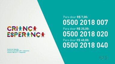 Veja como doar para o Criança Esperança - A sua doação ajuda a manter projetos em todo o Brasil.