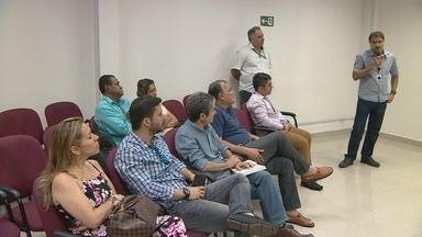 Rede Amazônica reúne com representantes de candidatos ao governo do AM - Encontro teve definição de entrevistas e acompanhamento de agenda de candidatos.