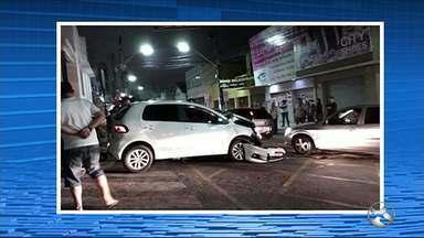 Polícia registra sete acidentes de trânsito neste final de semana - Ocorrências foram no Agreste e na Zona Mata Sul de Pernambuco.