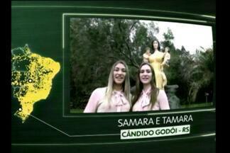 Vídeos do Brasil que eu Quero - Cândido Godói, Salvador das Missões e São Paulo das Missões foram destaque