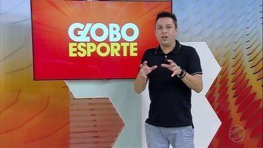 Globo Esporte MS – segunda-feira, 20/08/2018 - bloco 1 - Globo Esporte MS – segunda-feira, 20/08/2018 - bloco 1