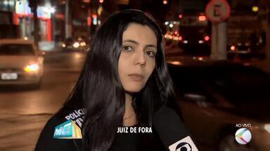Polícia Civil investiga homem suspeito de estuprar a filha adolescente em Juiz de Fora - Vítima disse que era abusada há dez anos. Caso foi descoberto após amigas denunciarem à PM. Suspeito confessou o crime.