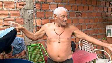 Bairro Salinas do Sacavém está sem água em São Luís - Nos poucos locais onde tem, a água chega suja às torneiras.
