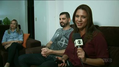 Boa Noite Paraná encerra edição na casa de telespectador - O Rafael, de Paranavaí, recebeu a equipe da RPC para a primeira edição do Boa Noite Paraná.