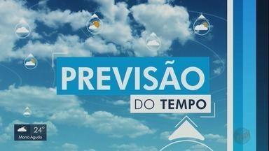 Confira Previsão do Tempo para esta terça-feira (21) na região de Ribeirão Preto - Confira Previsão do Tempo para esta terça-feira (21) na região de Ribeirão Preto
