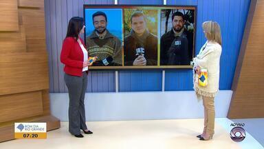 Edição de 21/08/2018 - Assista ao telejornal.