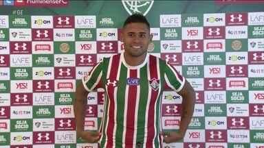 Com a chegada de Kayke, Fluminense tem time de atacantes - Kayke jogou pelo Flamengo e marcou 6 gols. Já pelo Santos foi um festival de gols. Fluminense enfrenta o Corinthians pelo Campeonato Brasileiro.
