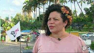Veja o perfil de Dani Portela - Ela é a candidata do PSOL ao Governo do Estado de Pernambuco.