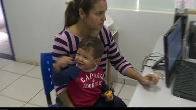 Ariquemes atinge meta de vacinação contra sarampo - Agora as vacinas também estão disponíveis para adultos.