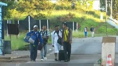 Governo federal anuncia que vai intensificar a interiorização de Venezuelanos - Programa distribuí imigrantes que entram por Roraima para outros estados.