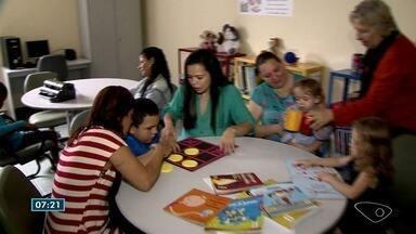 Conheça projeto que tem apoio do Criança Esperança no ES - Projeto ganhou o ator Tony Ramos como padrinho.