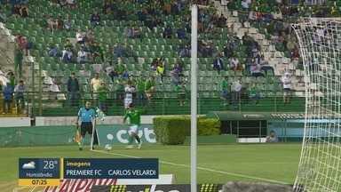 Guarani vence o Atlético-GO no Brinco de Ouro - Confira os gols da partida.