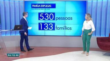530 pessoas em Fortaleza foram expulsas de casa por bandidos integrantes de facções - Veja na reportagem.