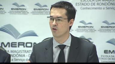 Procurador da operação Lava Jato esteve em Porto Velho - Deltan Dallagnol veio participar de palestra.