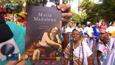 Livro 'Evangelho de Maria Madalena' será lançado em Salvador - Confira os detalhes da obra de Armando Avena.