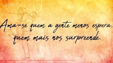 Fabrício Carpinejar escreve poema sobre o amor à primeira vista - Confira trecho do texto