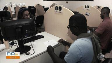 Mais de meio milhão de pessoas estão desempregadas em Salvador e região - Acompanhe na reportagem a saga das pessoas em busca de emprego.