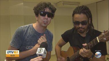 Aniversário de Araraquara: Facira tem programação especial até segunda-feira (27) - Cantor Sandamí, ex- integrante do grupo Sambô, abre tarde de shows nesta quarta-feira (22).
