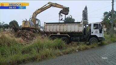 Prefeitura cria projeto para fiscalizar imóveis abandonados em Criciúma - Prefeitura cria projeto para fiscalizar imóveis abandonados em Criciúma