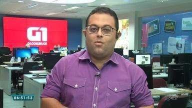 Confira os destaques do G1 Ceará de quinta-feira (23), com Gioras Xerez - Saiba mais em g1.com.br/ce