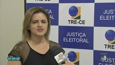 Mais uma vez, o Bom Dia Ceará e o G1 Ceará tiram dúvidas dos eleitores - Saiba mais em g1.com.br/ce