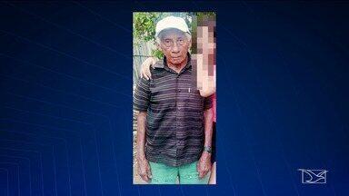 Polícia investiga morte de idoso em Timbiras - Raimundo de Sousa foi atingido por uma máquina que trabalhava em obras de terraplanagem e morreu no local do acidente.