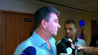 Andrés Sanchez garante permanência de Osmar Loss no Corinthians - Andrés Sanchez garante permanência de Osmar Loss no Corinthians