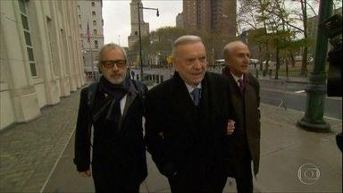Marin é condenado a quatro anos de prisão - Marin é condenado a quatro anos de prisão