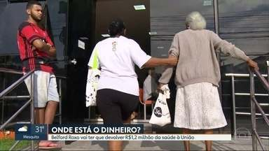 Belford Roxo não presta contas e tem que devolver dinheiro da Saúde - Ministério da Saúde pediu 1,2 milhão de reais de volta