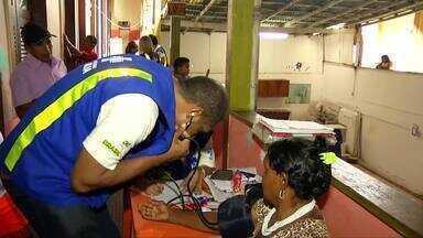 Mais de 280 imigrantes venezuelanos estão morando em Belém recebem assitência médica - Comunidade tem cultura ao trato à saúde diferente dos brasileiros das grandes cidades