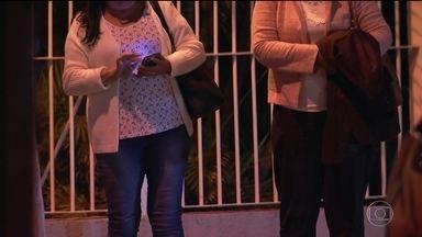 Celulares estão entre os principais alvos dos ladrões - No ano passado, 1,6 milhão de aparelhos foram bloqueados a pedido dos donos ou dos órgãos de segurança pública.