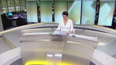 Jornal Hoje - íntegra 27/08/2018 - Os destaques do dia no Brasil e no mundo, com apresentação de Sandra Annenberg e Dony De Nuccio