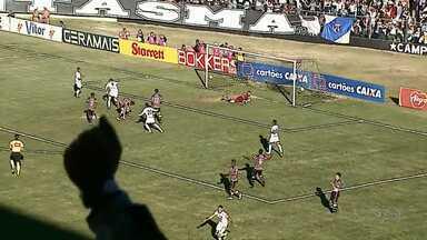 Operário se classifica para a Série B do Brasileirão - Fantasma venceu o Santa Cruz por 3 a 0.