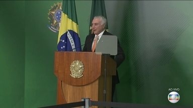 Governo federal decreta uso das Forças Armadas em Roraima - Forças ajudarão na situação de crise dos venezuelanos que chegam ao Brasil.