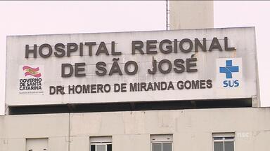 Hospital Regional de São José recebe credenciamento para realizar transplantes de ossos - Hospital Regional de São José recebe credenciamento para realizar transplantes de ossos