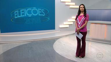 Veja a agenda desta quinta-feira dos candidatos a governador de Minas Gerais - Candidatos fazem panfletagem e dão entrevistas à imprensa.