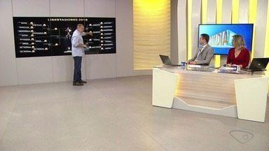 Comentarista do ES mostra os gols da rodada - Vasco perdeu para o Atlético-PR por 1x0.
